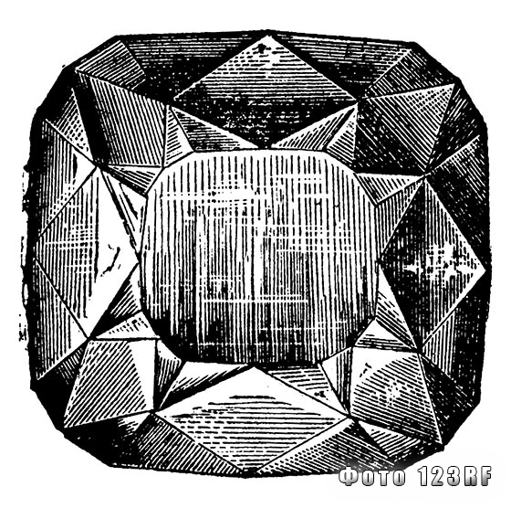 Алмаз Регента – история знаменитого камня