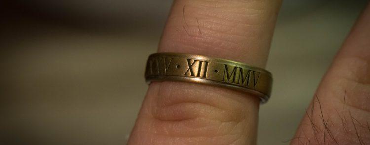 Как называется кольцо на фаланге пальца?